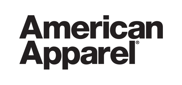 American apparel logo 600x280